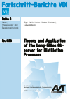 Maxim Stuckert - Theory and Application of the Lang-Gilles Observer for Distillation Processes